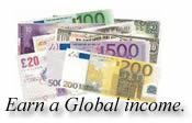Earn a global income